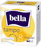 Тампоны гигиенические bella Tampo Regular,  8 шт.